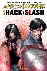 Army of Darkness vs Hack-Slash (TPB)