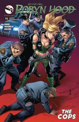 Grimm Fairy Tales Presents Robyn Hood #16