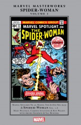 Spider-Woman Masterworks Vol.1