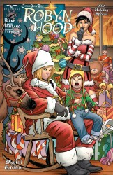Grimm Fairy Tales Presents Robyn Hood 2015 Holiday Special