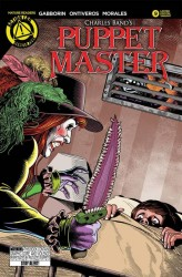 Puppet Master #09
