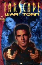 Farscape - War Torn (1-2 series) Complete