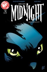 Hero Cats - Midnight Over Stellar City #2
