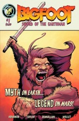 Bigfoot - Sword of the Earthman #1