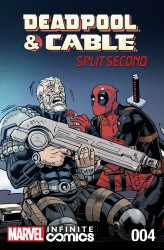 Deadpool & Cable - Split Second Infinite Comic #04