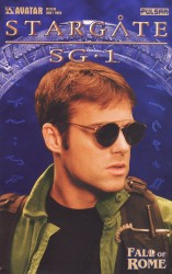 Stargate Sg1 - Fall Of Rome (1-3 series) Complete