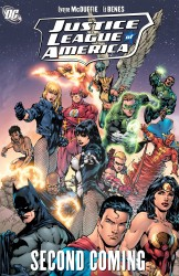 Justice League of America (Volume 5) – Second Coming