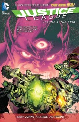 Download Justice League (Volume 4) - The Grid