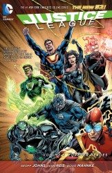 Download Justice League (Volume 5) - Forever Heroes