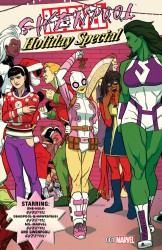 Gwenpool Holiday Special #01