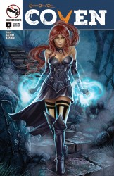 Grimm Fairy Tales Presents Coven #05