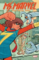 Ms. Marvel #02