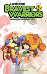 Bravest Warriors Vol.2