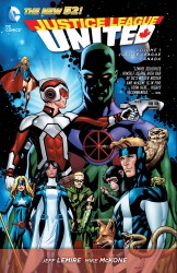 Download Justice League United (Volume 1) - Justice League Canada