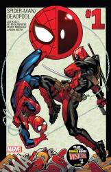 Spider-Man - Deadpool #01