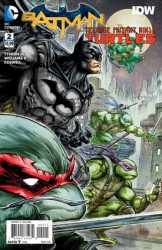 Download Batman - Teenage Mutant Ninja Turtles #2
