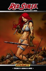 Download Red Sonja Vol.4 - Animals & More