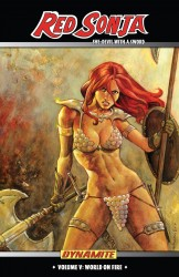 Download Red Sonja Vol.5 - World On Fire