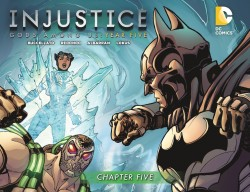 Injustice - Gods Among Us - Year Five #05
