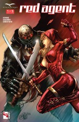 Grimm Fairy Tales Presents Red Agent #1