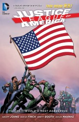 Justice League of America Vol.1 - World's Most Dangerous