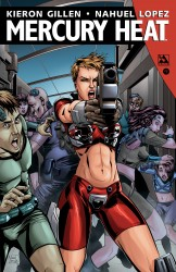 Mercury Heat #07
