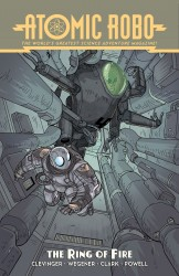 Download Atomic Robo and the Ring of Fire #5