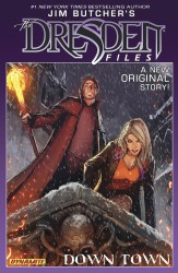 Download The Dresden Files - Down Town (Volume 1) TPB
