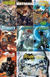 Download DC week – The New 52 (03.02.2016, week 5)