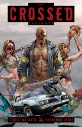 Crossed - Badlands #93