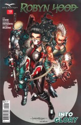 Download Grimm Fairy Tales Presents Robyn Hood #19