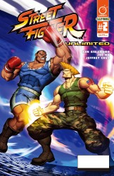 Download Street Fighter Unlimited #2