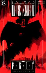 Download Batman PREY (1-5 series) Comnplete