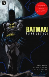 Download Batman Blind Justice (TPB)