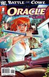 Download Battle For The Cowl - Oracle - The Cure #01-03