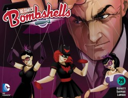 Download DC Comics - Bombshells #29