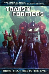 Download Transformers - More Than Meets the Eye Vol.1