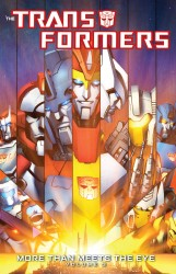 Download Transformers - More Than Meets the Eye Vol.3