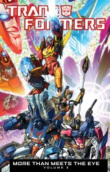 Download Transformers - More Than Meets the Eye Vol.5