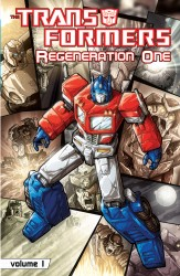 Download Transformers - Regeneration One Vol.1