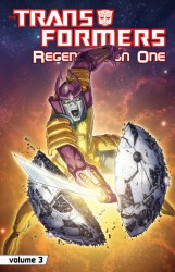 Download Transformers - Regeneration One Vol.3