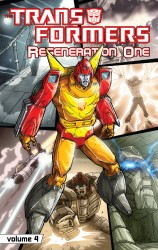Download Transformers - Regeneration One Vol.4