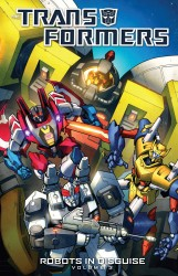 Download Transformers - Robots In Disguise Vol.3