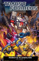 Download Transformers - Robots In Disguise Vol.4