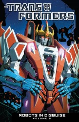 Download Transformers - Robots In Disguise Vol.5