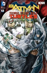 Download Batman - Teenage Mutant Ninja Turtles #3