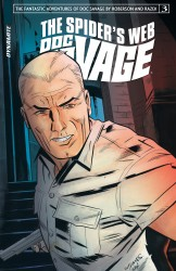 Download Doc Savage - The Spider's Web #03