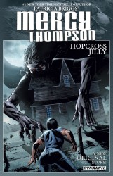 Download Patricia Briggs' Mercy Thompson - Hopcross Jilly