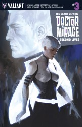 The Death-Defying Doctor Mirage - Second Lives #03
