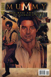 The Mummy: The Rise and Fall of Xango's Ax #1-4 Complete